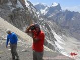 Ak-Tubek pass (4390m). Pamir-Alay area, Kyrgyzstan
