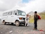 Taldyk Pass (3615 m). Pamir, Kyrgyzstan