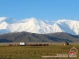 Valle Chon-Alay. Pamir, Kirguistán