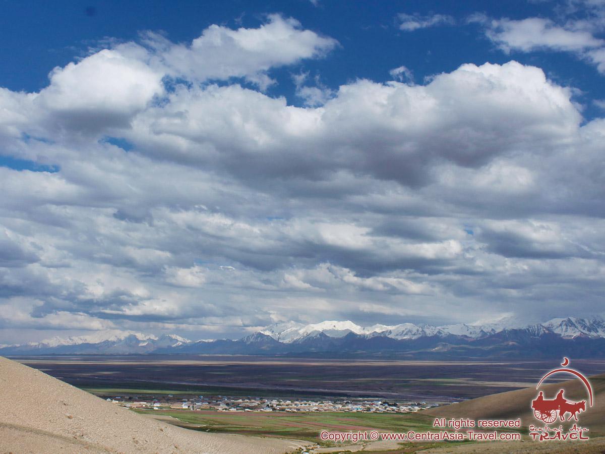 Алайская долина. Памир, Кыргызстан