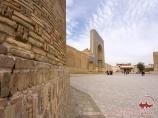 View to the Kalyan Mosque. Po-i-Kalyan Complex. Bukhara, Uzbekistan