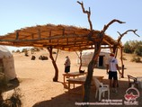 "Юртовый лагерь ""Айдар"". Пустыня Кызылкум, Узбекистан"