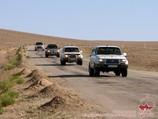 Пустыня Кызылкум, Узбекистан