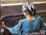 Ковроделие. Искусство и народное творчество Узбекистана