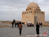 Tomb of Ahmed Sanjar (XII с). Merv, Turkmenistan