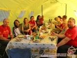 Кухня в лагере компании Central Asia Travel. Треккинг к озеру Сары-Челек