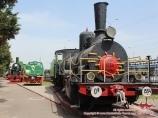 Ташкентский музей железнодорожной техники. Ташкент, Узбекистан