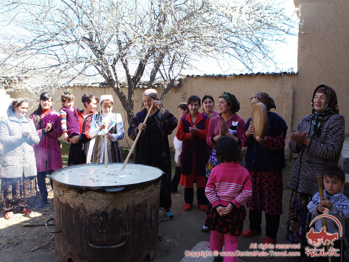 Local Traditions in Uzbekistan