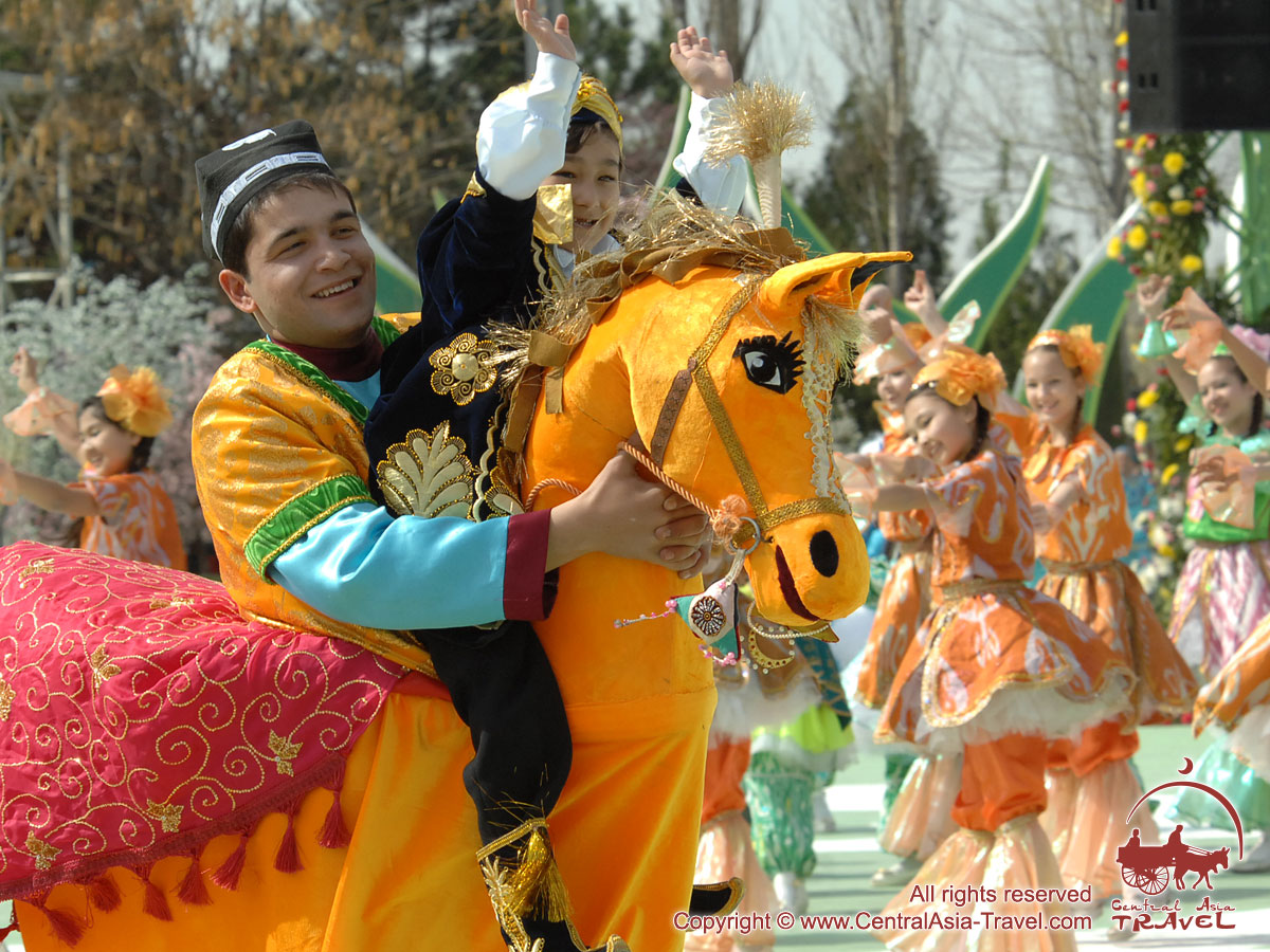 Spring Festival Of Navruz Navruz The New Year By The
