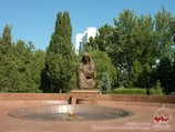 Площадь Независимости. Ташкент, Узбекистан