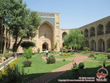 Madraza Kukeldash. Uzbekistán, Tashkent