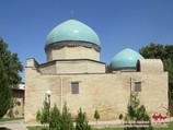 Ensemble de Sheikhantaur. Tachkent, Ouzbékistan