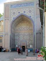 Ensemble Zanghi-Ata. Tachkent, Ouzbékistan