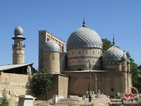 Zangi-Ata Complex. Tashkent, Uzbekistan