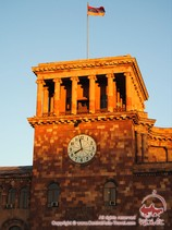 Площадь Республики — центральная площадь Еревана.