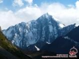Piramidalny peak (5509m). Batken Region, Kyrgyzstan