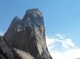 Asan peak (4230 m). Batken Region, Kyrgyzstan