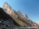Ak-Suu Gorge. Batken Region, Kyrgyzstan