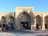 Nugay Caravanserai. Bukhara, Uzbekistan
