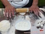 Тесто для мантов. Рецепты узбекской кухни