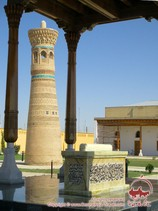 Город Гиждуван. Бухарская область, Узбекистан