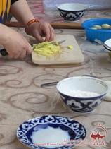 Рецепт начинки для ханума. Национальная кухня Узбекистана