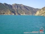 Нурекское водохранилище