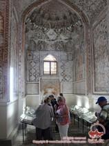 Abdulaziz-Khan Madrasah. Bukhara, Uzbekistan