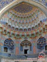Медресе Абдулазиз-Хана. Бухара, Узбекистан