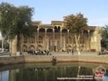 Complexe Bolo-Khawz. Ouzbékistan, Boukhara