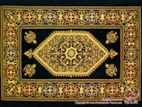 Golden-Embroidered Factory. Bukhara, Uzbekistan