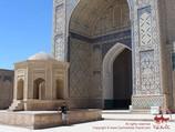 Mosquée de Kalyan. Ensemble Poï-Kalan.Boukhara, Ouzbékistan