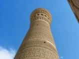 Minaret de Kalyan. Ensemble Poï-Kalan.Boukhara, Ouzbékistan