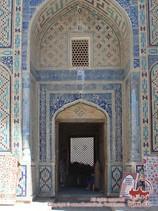 Medersa d'Ulughbek. Boukhara, Ouzbékistan