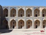 Ulugbek Madrasah. Bukhara, Uzbekistan