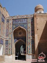 Ensemble Chakhi-Zinda. Ouzbékistan, Samarkand