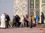 Observatoire d'Ulughbek. Samarkand, Ouzbékistan