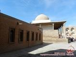 Thermes d`Anouch-khan. Khiva, Ouzbékistan
