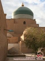 Complexe architectural Pakhlavan Makhmoud. Khiva, Ouzbékistan