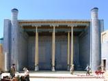 Fortaleza Kunya-Ark. Jiva, Uzbekistán