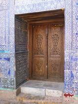 Крепость Куня-Арк. Хива, Узбекистан