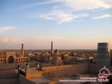 Ichan-Kala. Jiva, Uzbekistán