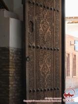 Ensemble Palvan-Darvaza. Khiva, Ouzbékistan