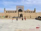 Médersa de Moukhammad Rakhime-Khan. Khiva, Ouzbékistan
