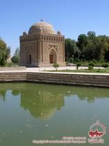 Mausoleo de los Samánidas. Bujara, Uzbekistán