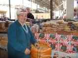 Kyrgyz market