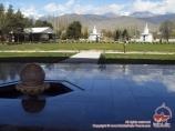 Рух Ордо, парк в Бишкеке, Иссык-Куль, Кыргызстан