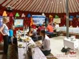 Гостевая юрта в Базовом лагере