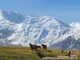 Горы Памира, Кыргызстан