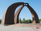 Площадь Победы. Бишкек, Кыргызстан